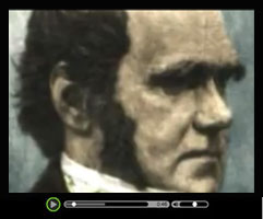 Charles Darwin - Watch this short video clip