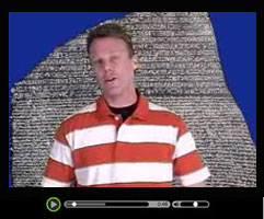History of the Rosetta Stone Video - Watch this short video clip